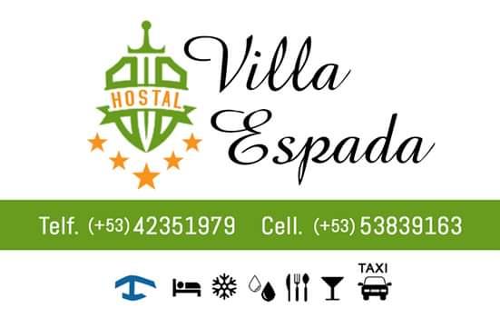 Hospedaje Villa Espada Caibarién