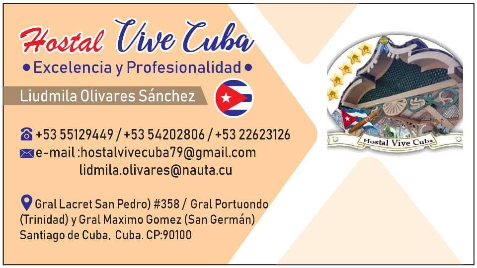 Hostal Vive Cuba