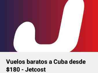 Vuelos a Cuba Baratos Jetcost
